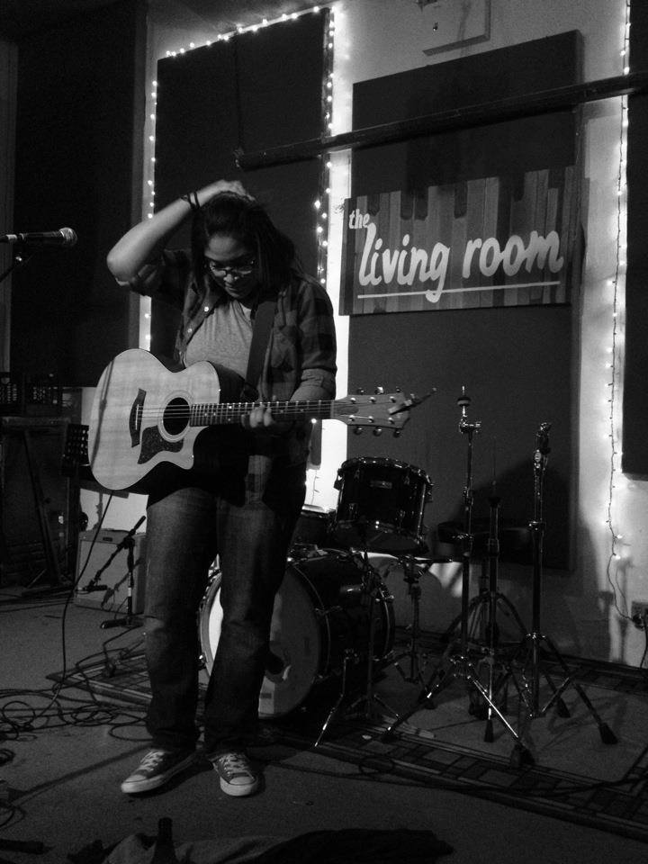 Live @ the Living Room NYC